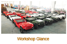 Mini jeep willys workshop glance