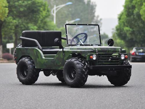 Image Gallery Mini Jeep